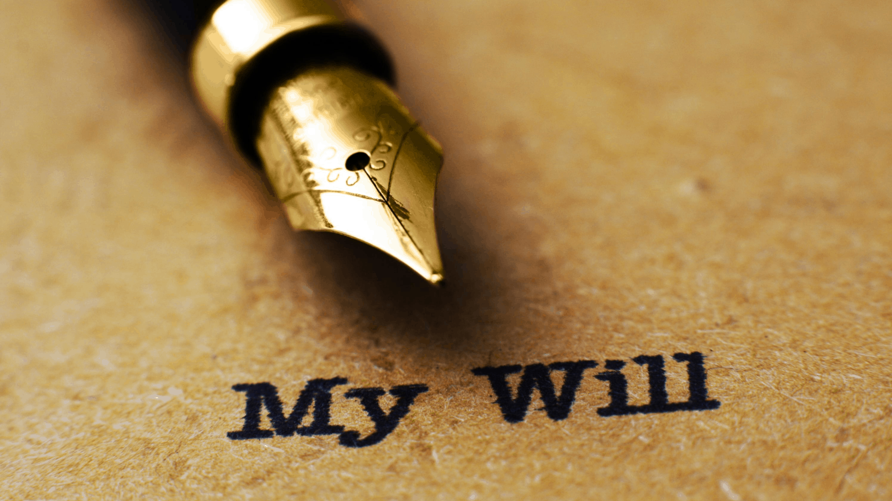 UK Wills: Is Your Will Up To Date?